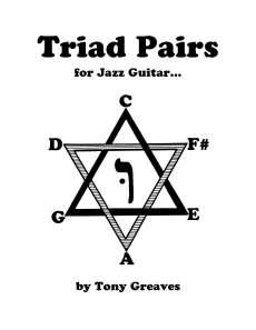 Triad Pairs Cover